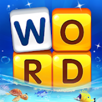 Word Games Ocean: Find Hidden Words