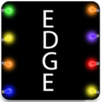 Xmas Edge Live Wallpaper (Edge Lighting S10 Note9)