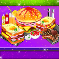 Yummy Breakfast Cooking Game