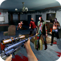 Zombies Frontier Dead Killer: TPS Zombie Shoot
